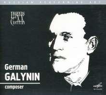 Hermann Galynin (1922-1966): Klavierkonzert C-Dur, CD