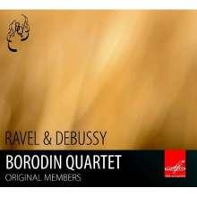 Borodin Quartett, CD