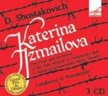 Dmitri Schostakowitsch (1906-1975): Katerina Ismailova, 3 CDs