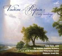 Vadim Repin - Early Recordings, CD