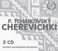 Peter Iljitsch Tschaikowsky (1840-1893): Pantöffelchen (Cherevichki), 2 CDs