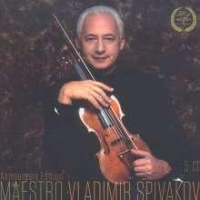 Maestro Vladimir Spivakov - Anniversary Edition, 5 CDs