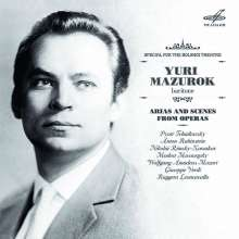 Yuri Mazurok - Arias & Scenes from Operas, CD