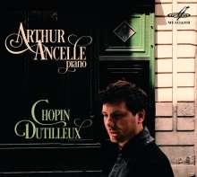 Henri Dutilleux (1916-2013): Klaviersonate (1948), CD