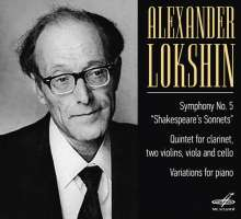 Alexander Lokshin (1920-1987): Symphonie Nr.5, CD