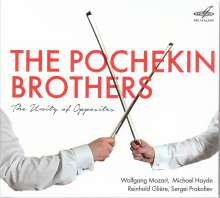 The Pochekin Brothers - The Unity of Opposites, CD