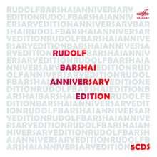 Rudolf Barshai Anniversary Edition, 5 CDs