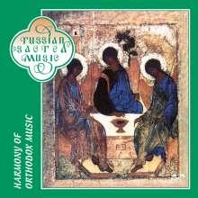 Harmony of Orthodox Music, CD