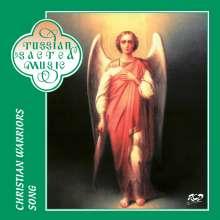 Valaam Male Choir - Christian Warriors Songs, CD