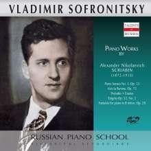 Alexander Scriabin (1872-1915): Klaviersonate Nr.3, CD