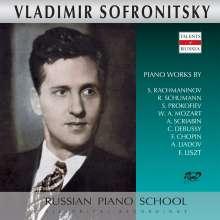 Vladimir Sofronitzky, Klavier, CD