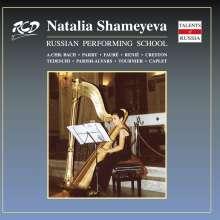 Natalia Shameyeva, Harfe, CD