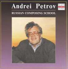 Andrei Petrov (1930-2006): Violinkonzert, CD