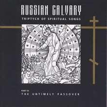 Russian Galvary - Triptych of Spiritual Songs III, CD