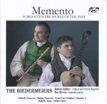 The Biedermeiers - Memento, CD
