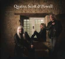 QSP (Suzi Quatro, Andy Scott & Don Powell): Quatro, Scott & Powell, CD