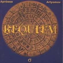Vyacheslav Artyomov (geb. 1940): Requiem, CD