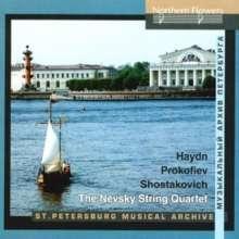 Nevsky String Quartet, CD