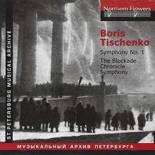 Boris Tischtschenko (1939-2010): Symphonie Nr.1, CD