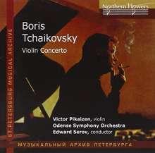 Boris Tschaikowsky (1925-1996): Violinkonzert, CD