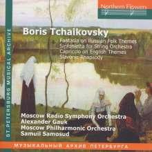 Boris Tschaikowsky (1925-1996): Sinfonietta für Streichorchester, CD