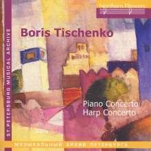 Boris Tischtschenko (1939-2010): Klavierkonzert (1962), CD