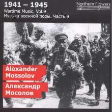 Wartime Music Vol.9 - 1941-1945, CD