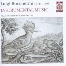 Luigi Boccherini (1743-1805): Symphonien G.516 & G.519, SACD