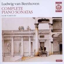 Ludwig van Beethoven (1770-1827): Klaviersonaten Nr.4,17,27, Super Audio CD