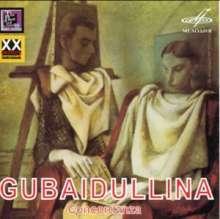Sofia Gubaidulina (geb. 1931): Concordanza für Kammerensemble, CD