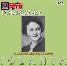 Peter Iljitsch Tschaikowsky (1840-1893): Iolanta, 2 CDs