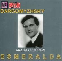 Alexander Dargomyschsky (1813-1869): Esmeralda, 2 CDs