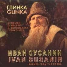 """Michael Glinka (1804-1857): Iwan Sussanin (""""Ein Leben für den Zaren""""), 2 CDs"""