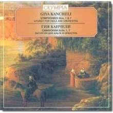 Giya Kancheli (1935-2019): Symphonien Nr.1 & 7, CD