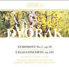 Antonin Dvorak (1841-1904): Symphonie Nr.7, CD