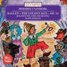 Mieczyslaw Weinberg (1919-1996): The golden Key - Ballettsuiten Nr.1-3, CD