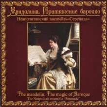 The Mandolin - The Magic of Baroque, CD