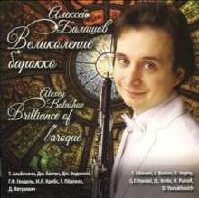 Brilliance of Baroque, CD