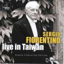 Sergio Fiorentino Live in Taiwan, CD