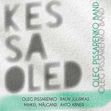 Oleg Pissarenko (geb. 1978): Kes Sa Oled / Who Are You, CD