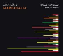 Jaan Rääts (geb. 1932): 24 Marginalia für Klavier, CD