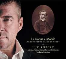 Luc Robert - La Donna e Mobile, Super Audio CD