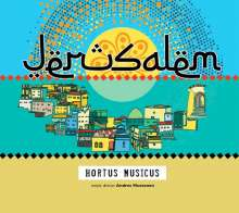 Hortus Musicus - Jerusalem, CD
