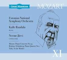 Wolfgang Amadeus Mozart (1756-1791): Klavierkonzert Nr.23 A-dur KV 488, CD