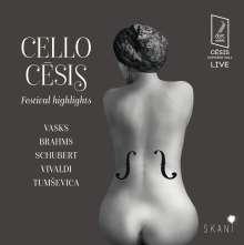 Cello Cesis, CD