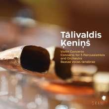 Talivaldis Kenins (1919-2008): Violinkonzert, CD