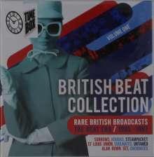 British Beat Collection: Rare British Broadcasts 1965 - 1967, 3 CDs