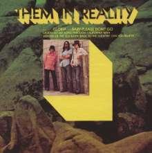 Them (Bluesrock/Belfast): Them In Reality, CD