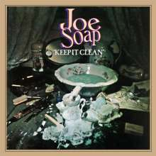 Joe Soap: Keep It Clean, CD