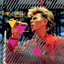 David Bowie (1947-2016): Montreal '87 (180g) (Limited Handnumbered Edition) (Pink Vinyl), 2 LPs